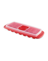 Kirkton House Regular Ice Tray - Red