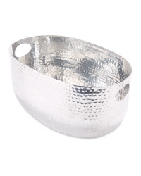 Kirkton House Drinks Bucket - Silver