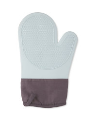Kirkton House Silicone Oven Glove - Teal