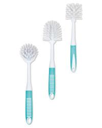 Kirkton House Kitchen Brush Set - Teal
