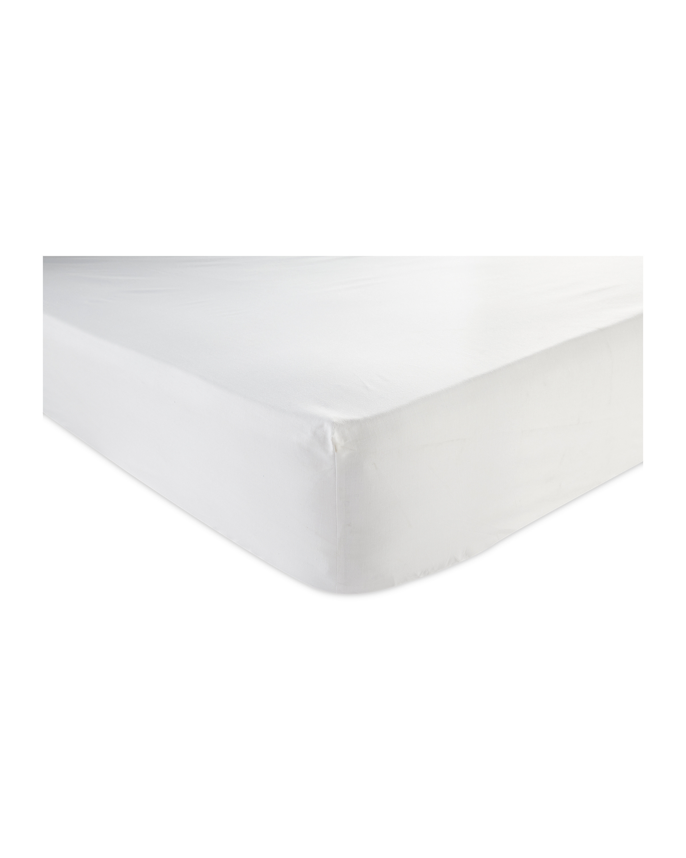 Easy Care Double Fitted Sheet
