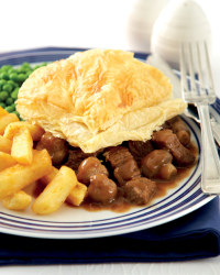Beef, Swede and Mushroom Pie - ALDI UK