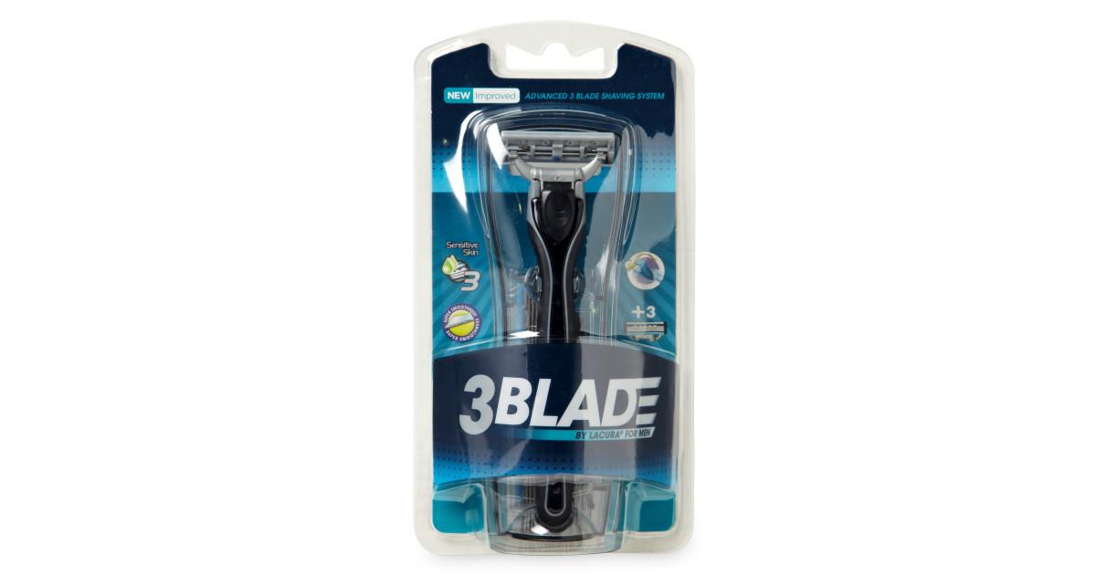 Lacura 3 Blade Razor Deal At Aldi Offer Calendar Week