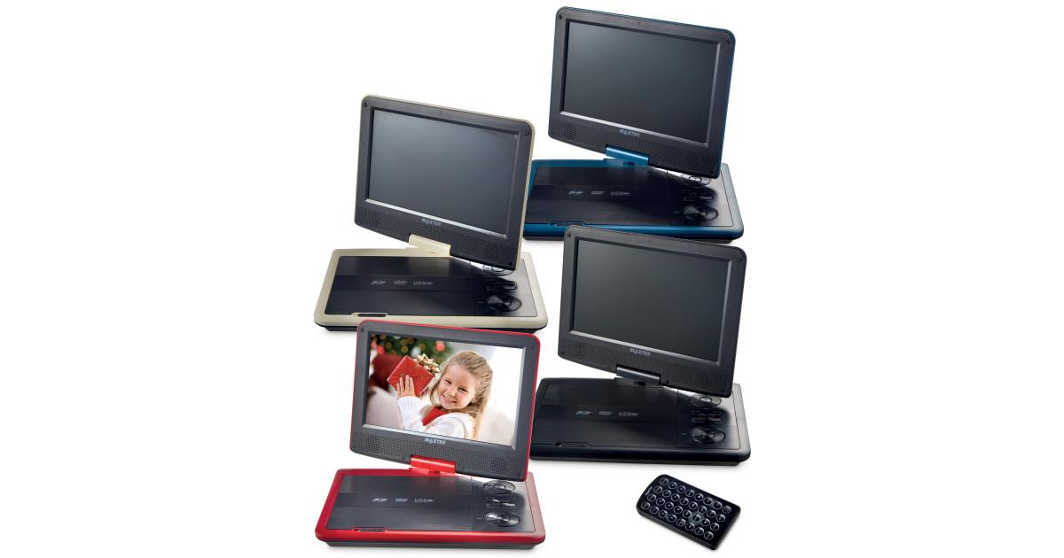 9 portable dvd player aldi uk. Black Bedroom Furniture Sets. Home Design Ideas