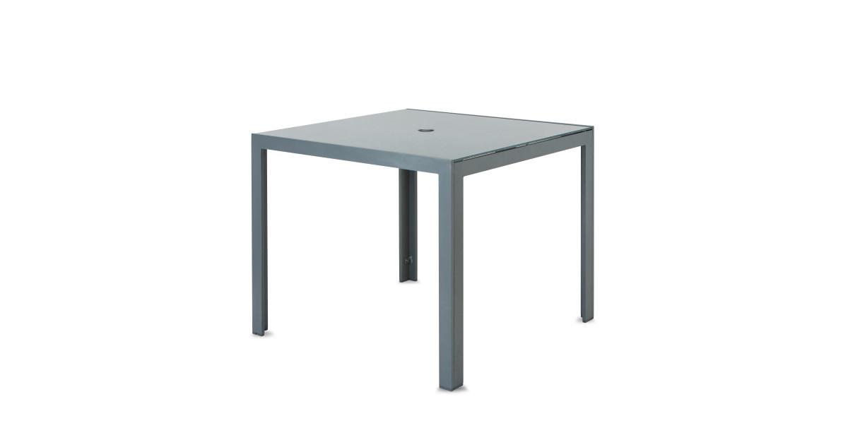 Aluminium 4 person glass table aldi uk for Glas handtuchhalter aldi