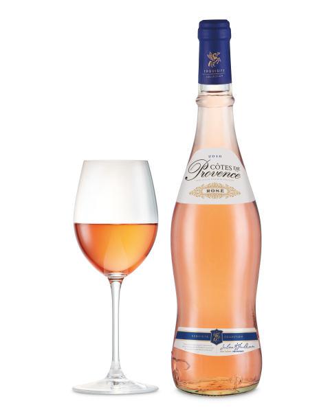 Exquisite Collection Côtes de Provence Rosé 2016,France