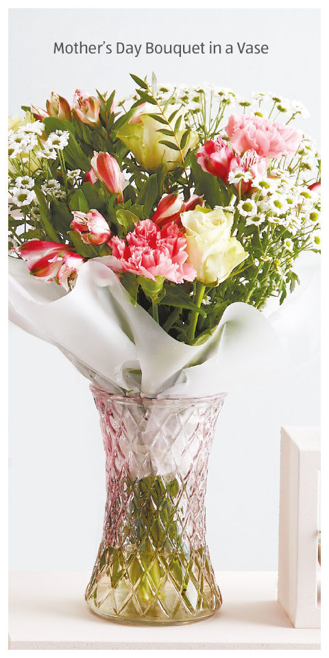 Mothers Day Flowers - ALDI UK