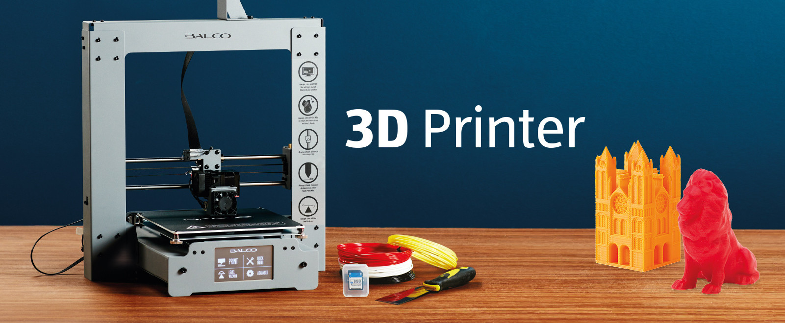 D Printer Exhibition Uk : Affordable d printer kit for only £ aldi uk