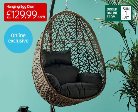 Garden Furniture | Rattan Patio Furniture Sets - ALDI UK