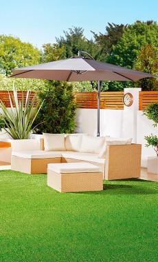 Garden Furniture Rattan Patio Furniture Sets Aldi Uk