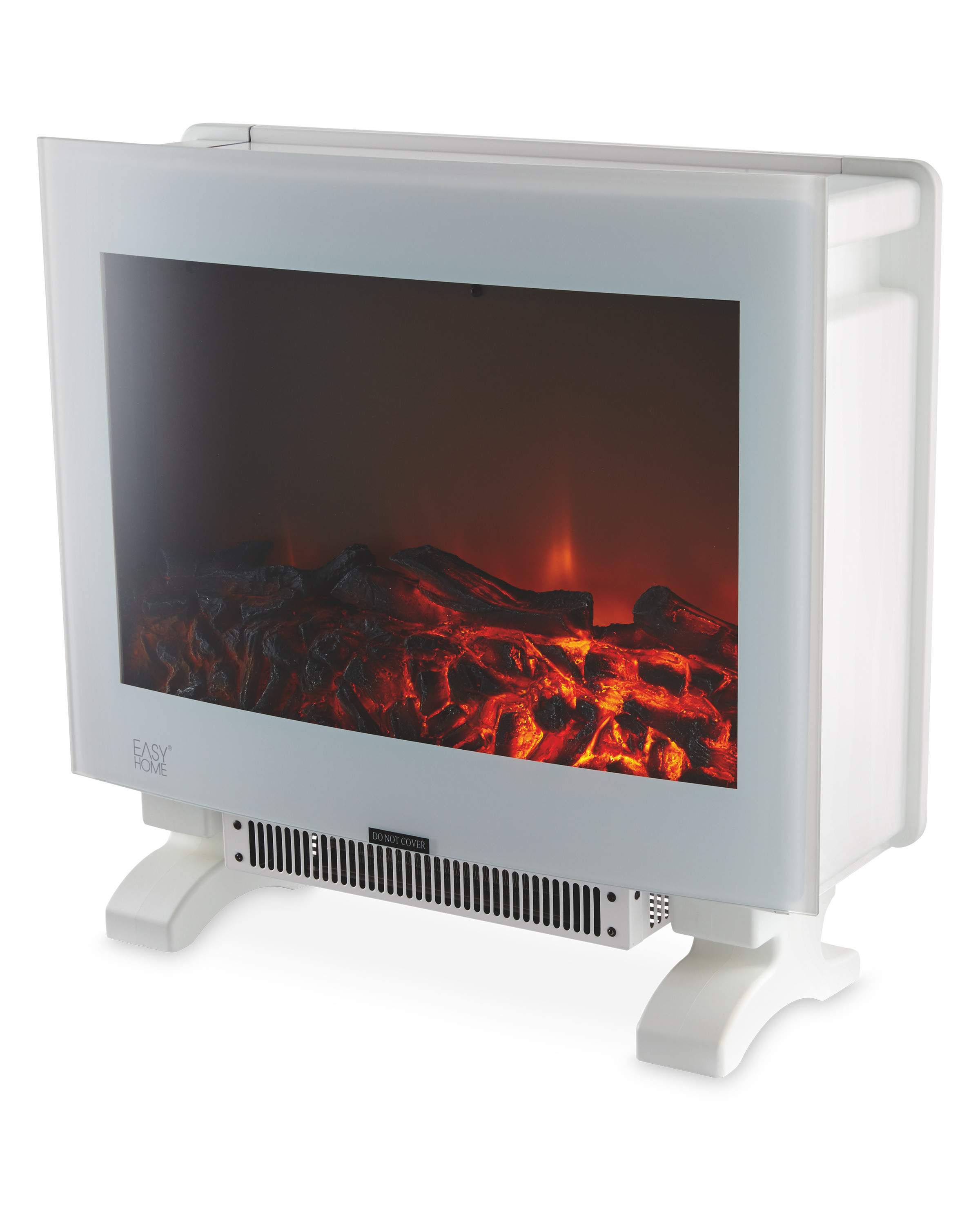 uk clearance home stove place portable fireplace fire space co aosom s heater homcom black electric