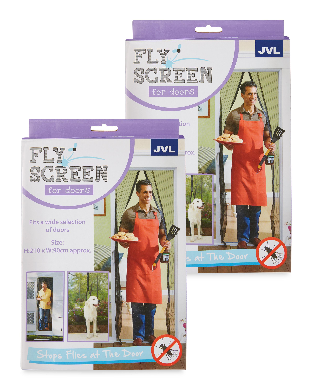 Fly screen for doors aldi uk vtopaller Image collections