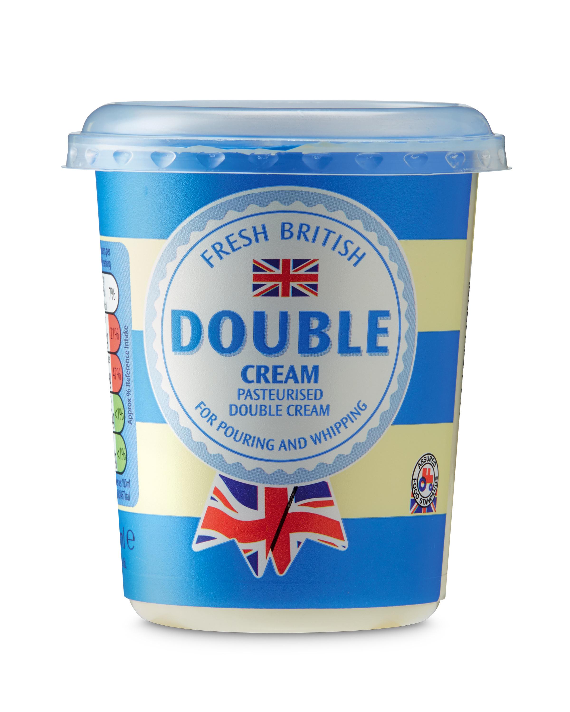 Double Cream Deal At Aldi Offer Calendar Week