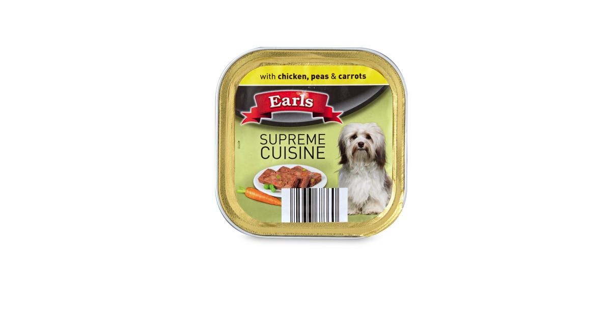 Earls Dog Food Aldi
