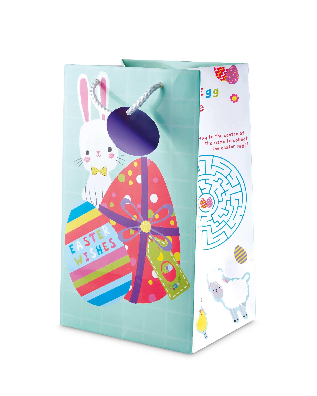 Easter large medium gift bags aldi uk negle Choice Image