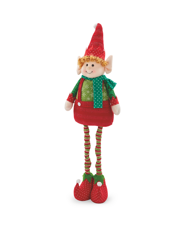 Perfect Christmas Elf Plush - ALDI UK