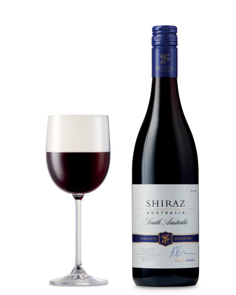 Exquisite Collection South Australia Shiraz 2016