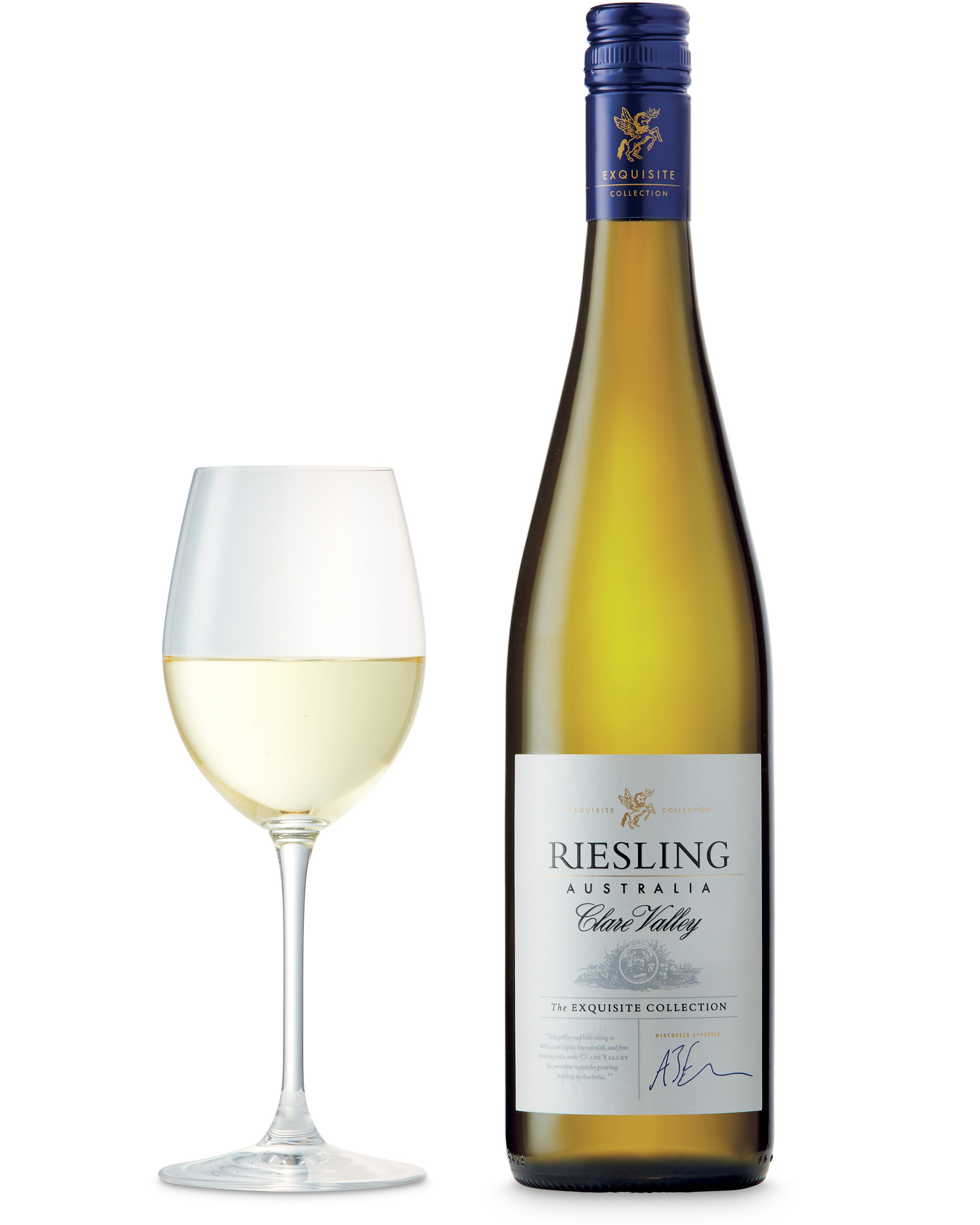 The Exquisite Collection Clare Valley Riesling, 2014, Australia