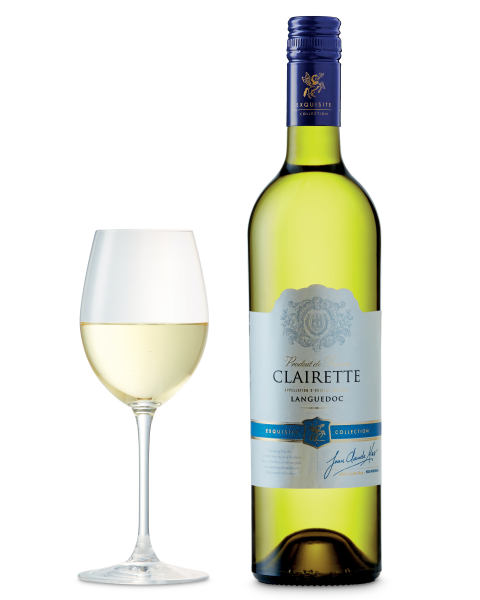 The Exquisite Collection Clairette 2015
