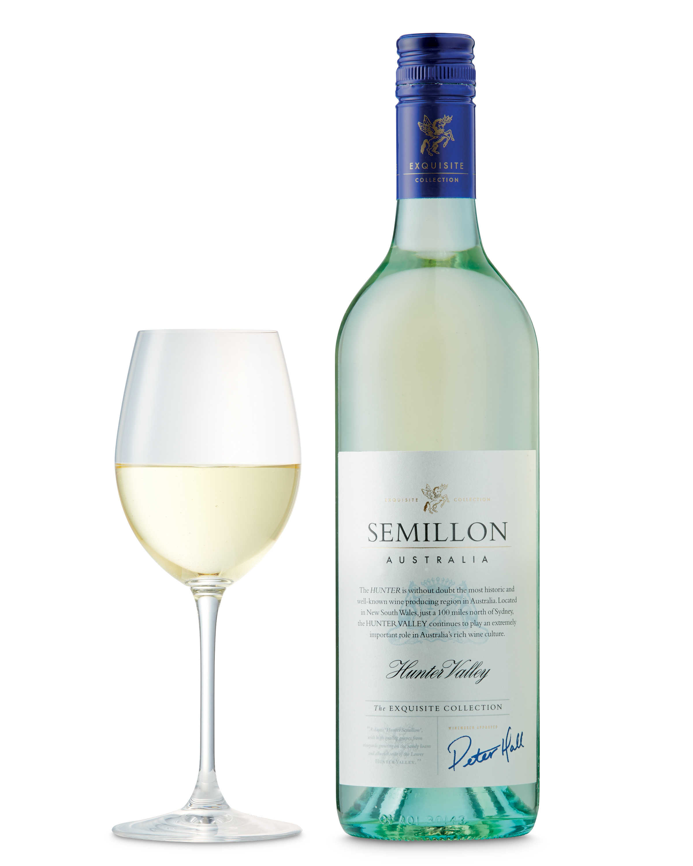 Aldi Exquisite Collection Hunter Valley Semillon