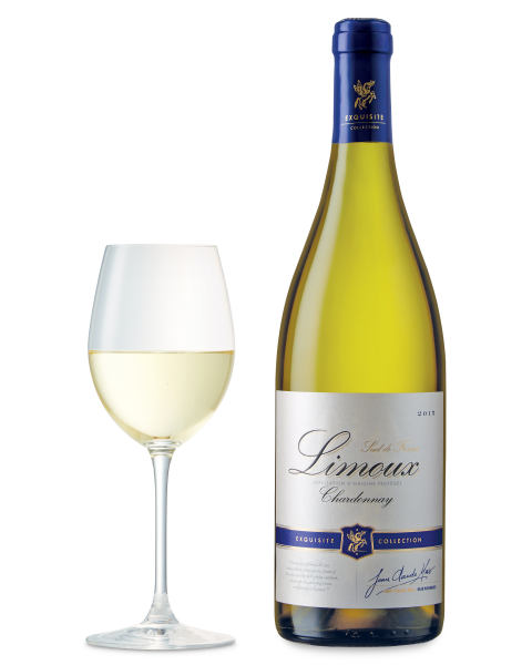 Aldi The Exquisite Collection Limoux Chardonnay, France 2015