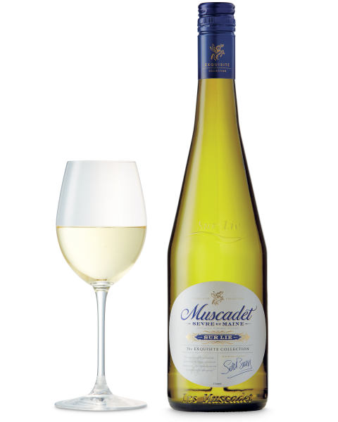 The Exquisite Collection Muscadet Sevre at Maine Sur Lie 2015, France