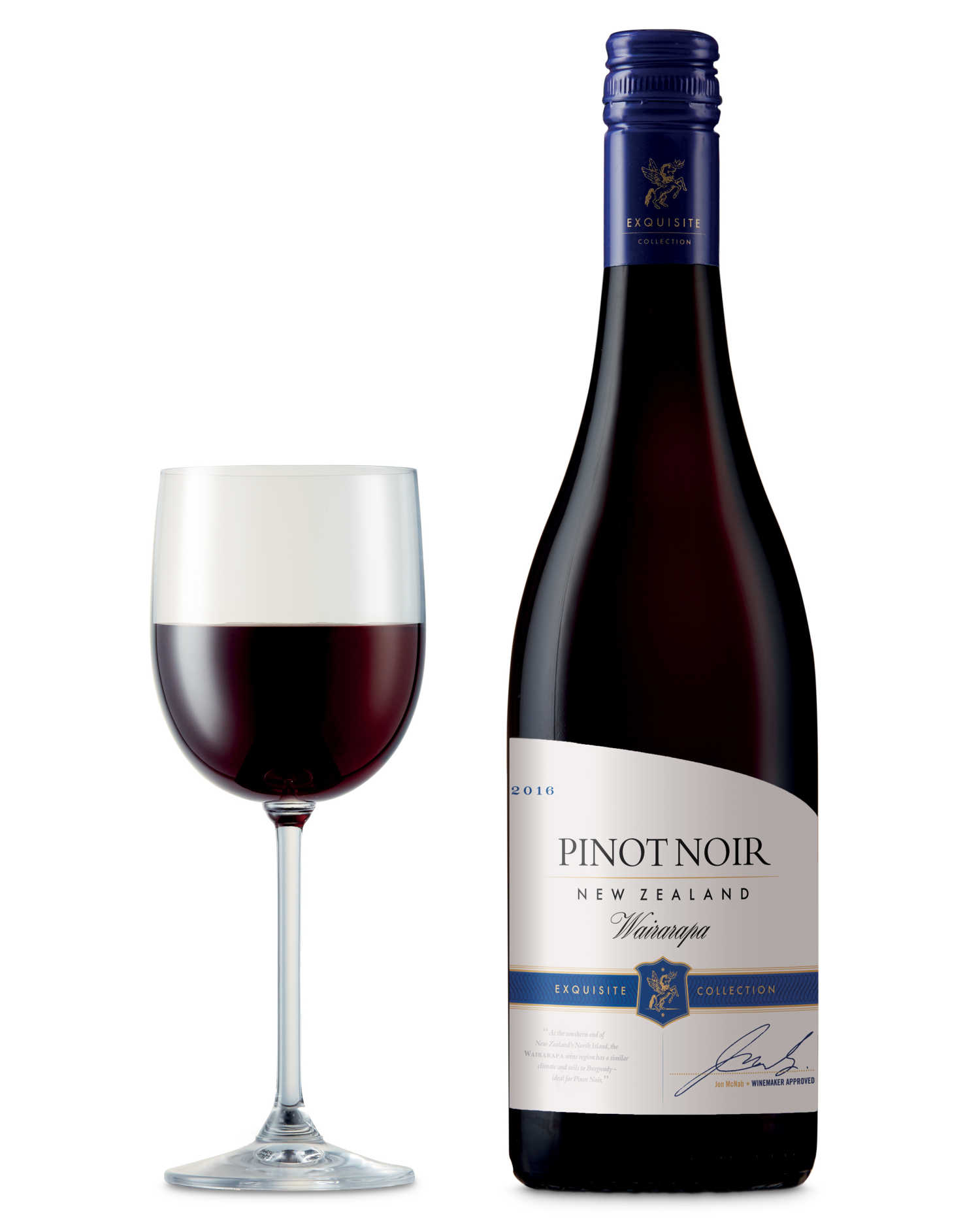 Exquisite Collection New Zealand Pinot Noir 2016