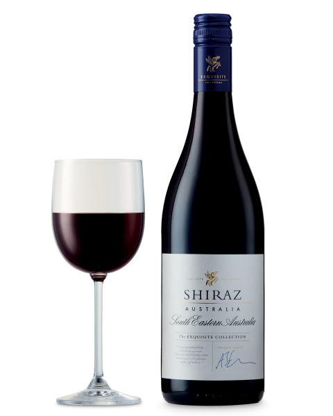 Exquisite Collection Australia Shiraz 2015