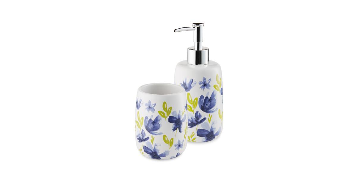 Floral Bathroom Accessories Aldi Uk