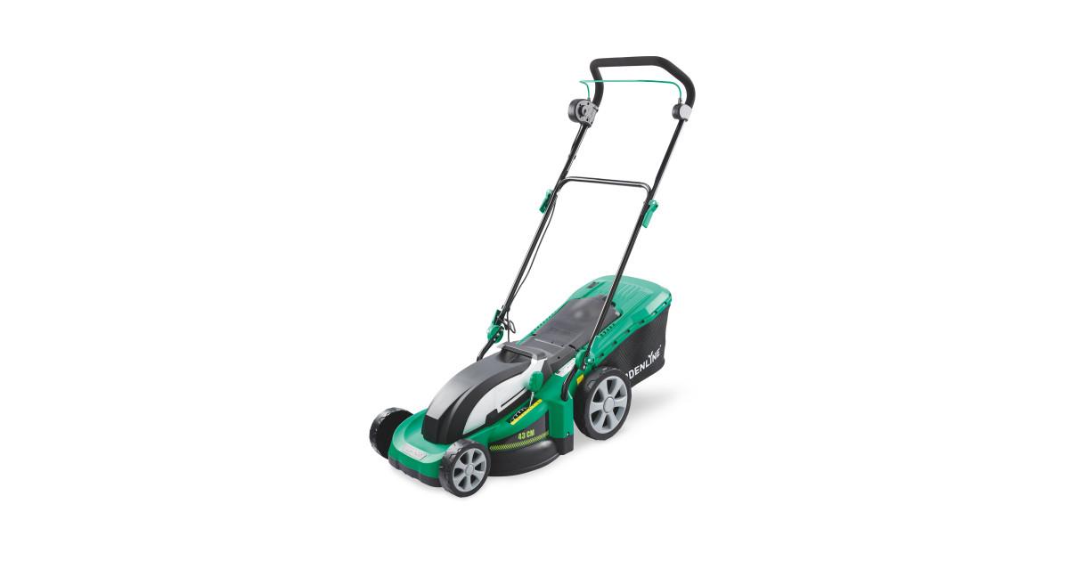 Gardenline 43cm Electric Lawnmower Aldi Uk