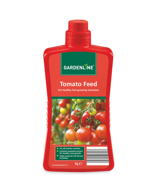 gardenline tomato feed 1l - aldi uk