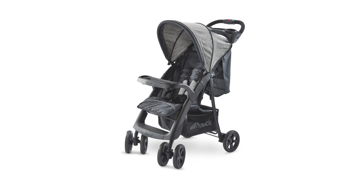 Shopper Neo Ii Grey Pushchair Aldi Uk
