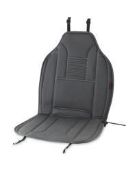 Auto XS Grey Heatable Car Seat Pads