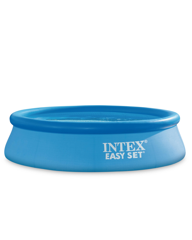Intex 10 Foot Quick Set Up Pool - ALDI UK