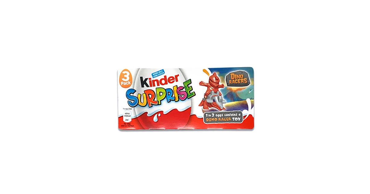 Kinder Surprise ALDI UK