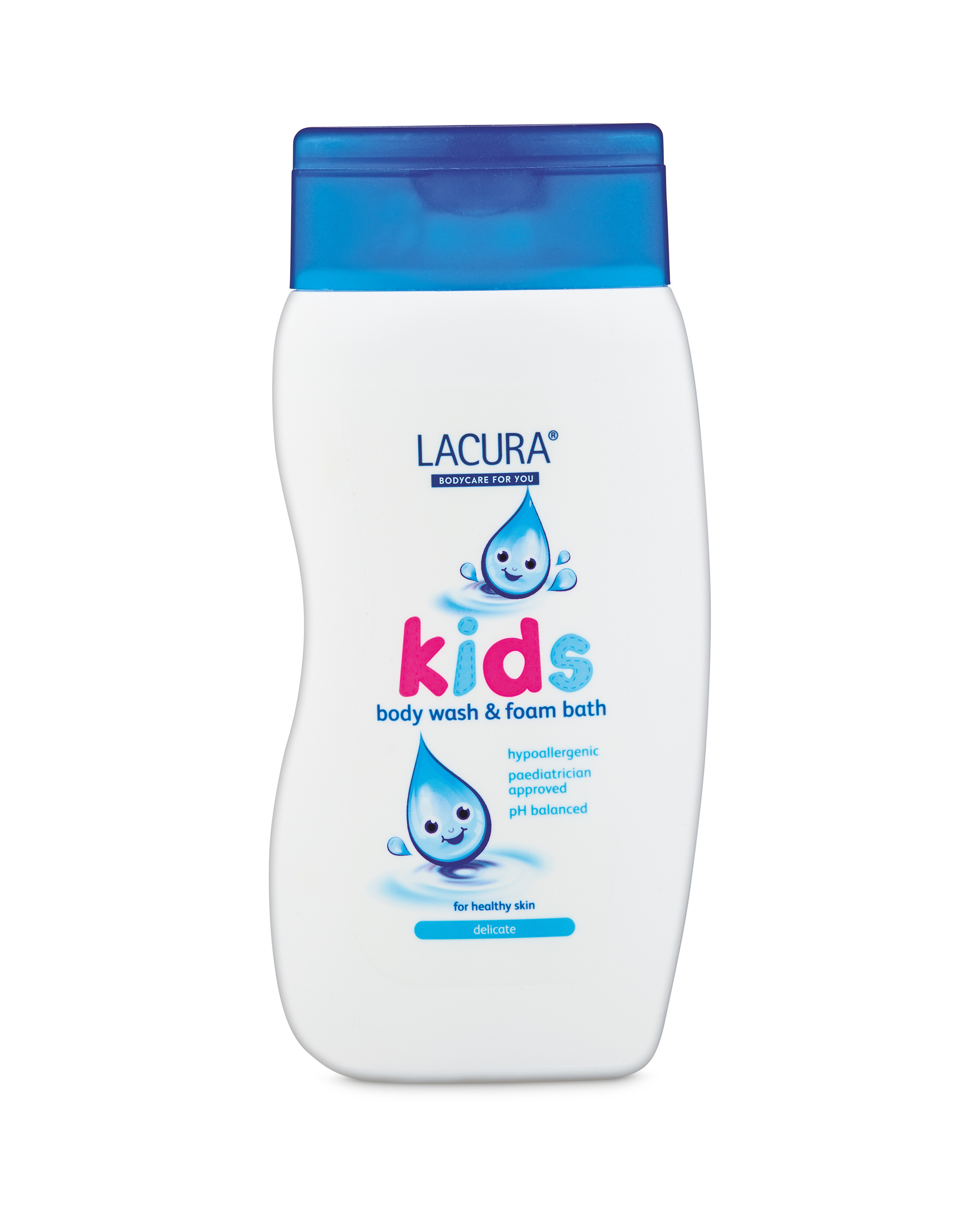 Lacura Kids Body Wash & Foam Bath - ALDI UK