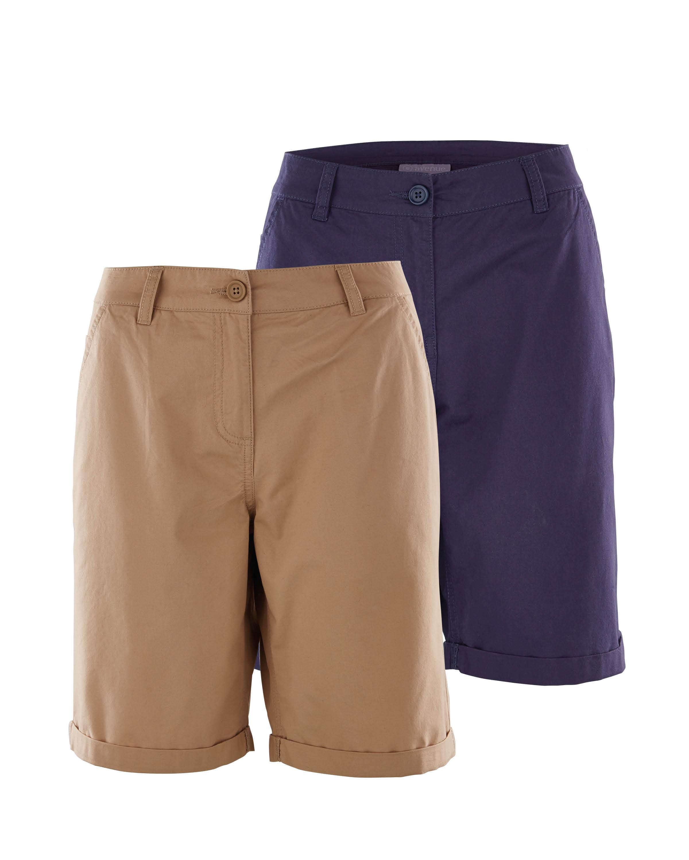 Avenue Ladies' Chino Shorts - ALDI UK