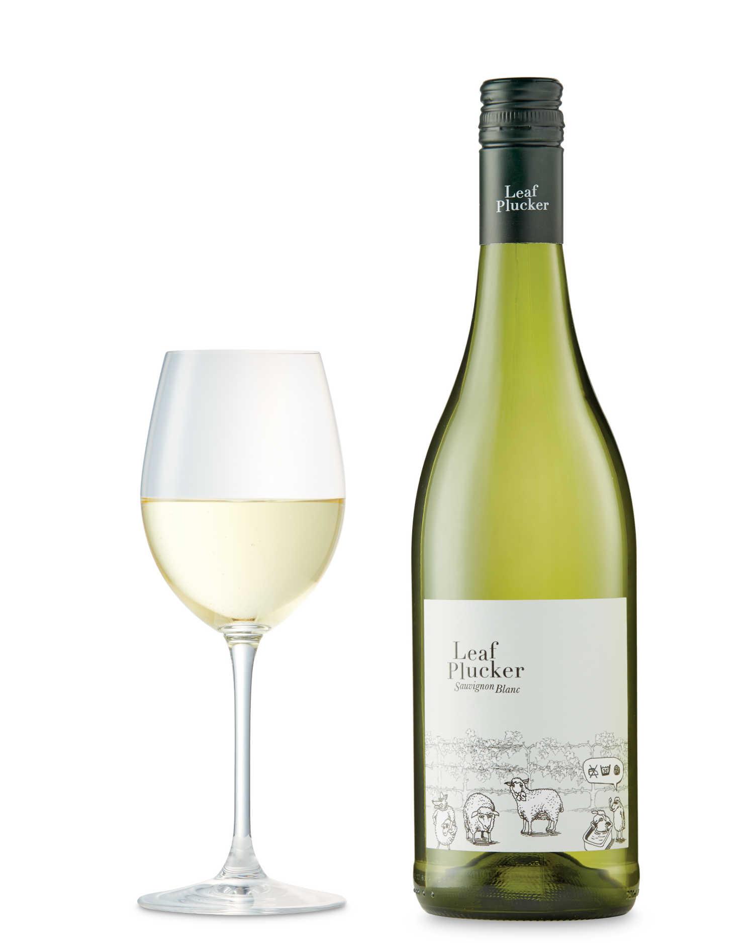 Leaf Plucker Sauvignon Blanc 2018
