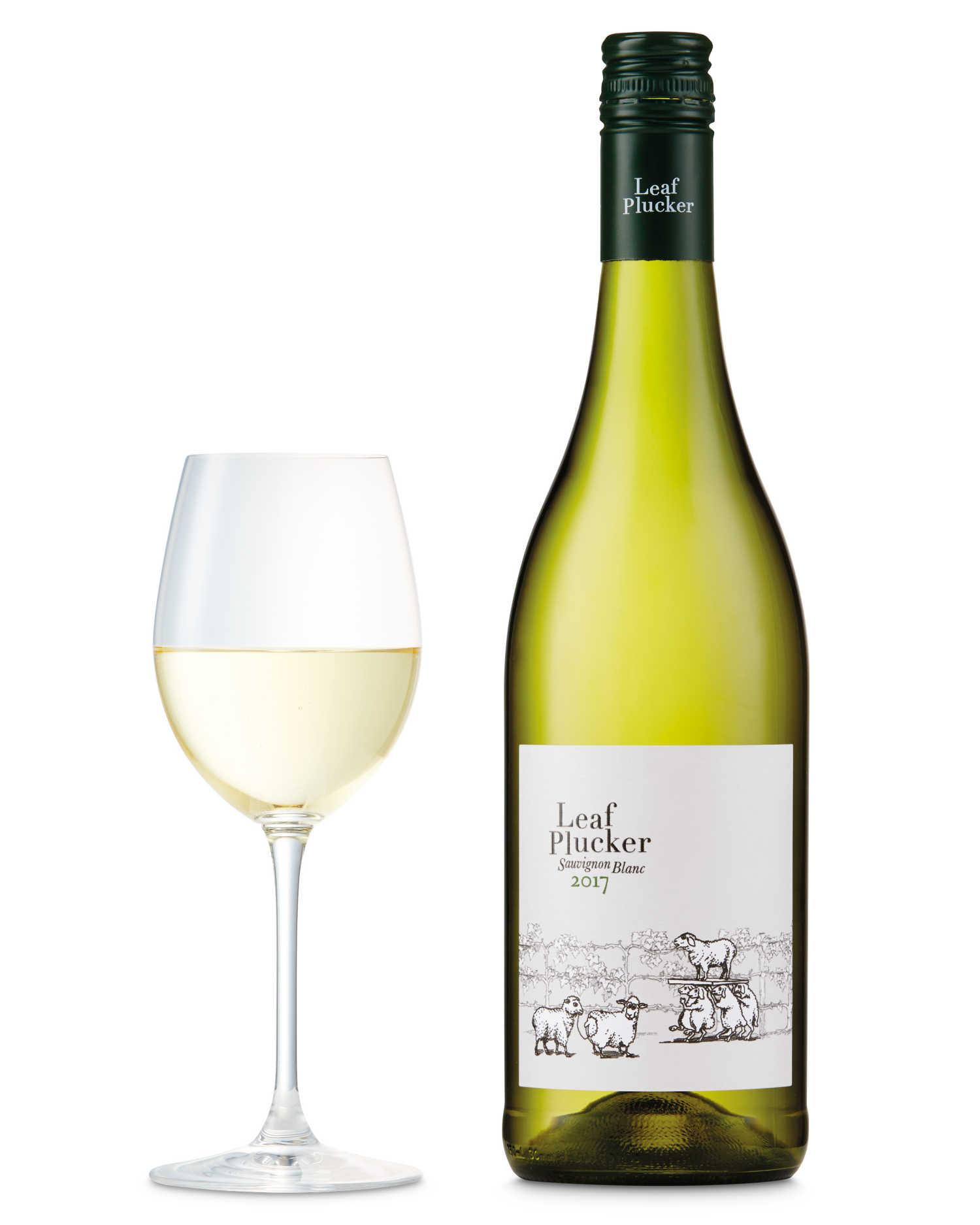 Leaf Plucker Sauvignon Blanc 2017