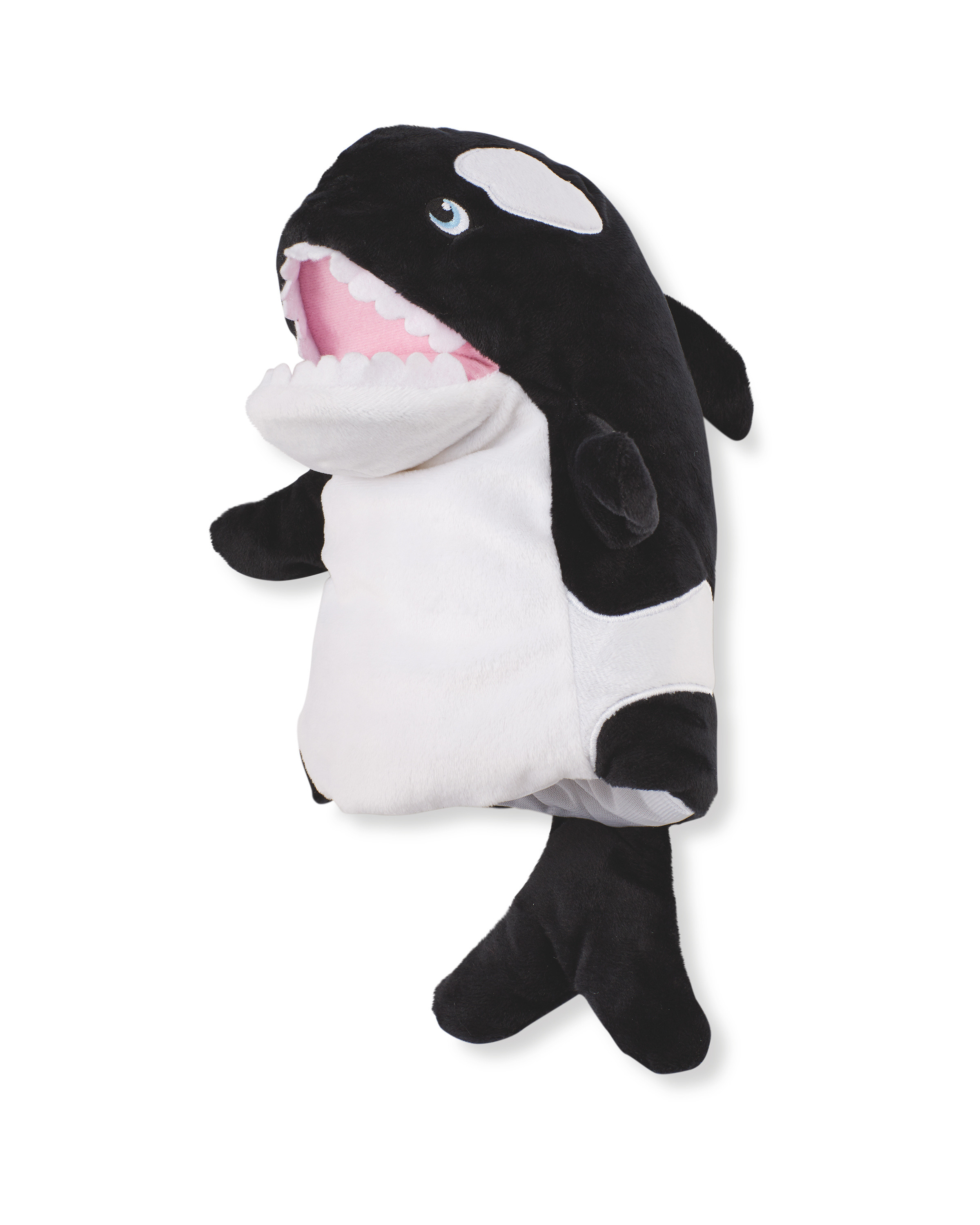 Little Town Whale Hand Puppet - ALDI UK