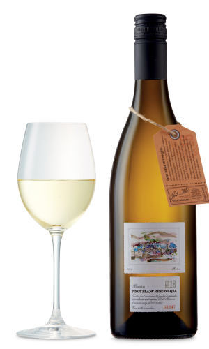Aldi Lot Series Baden Lot 18 Pinot Blanc 2015