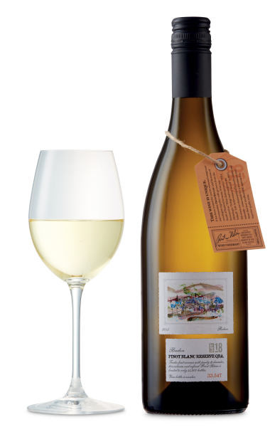 The Lot Series Pinot Blanc, Baden, Germany 2015