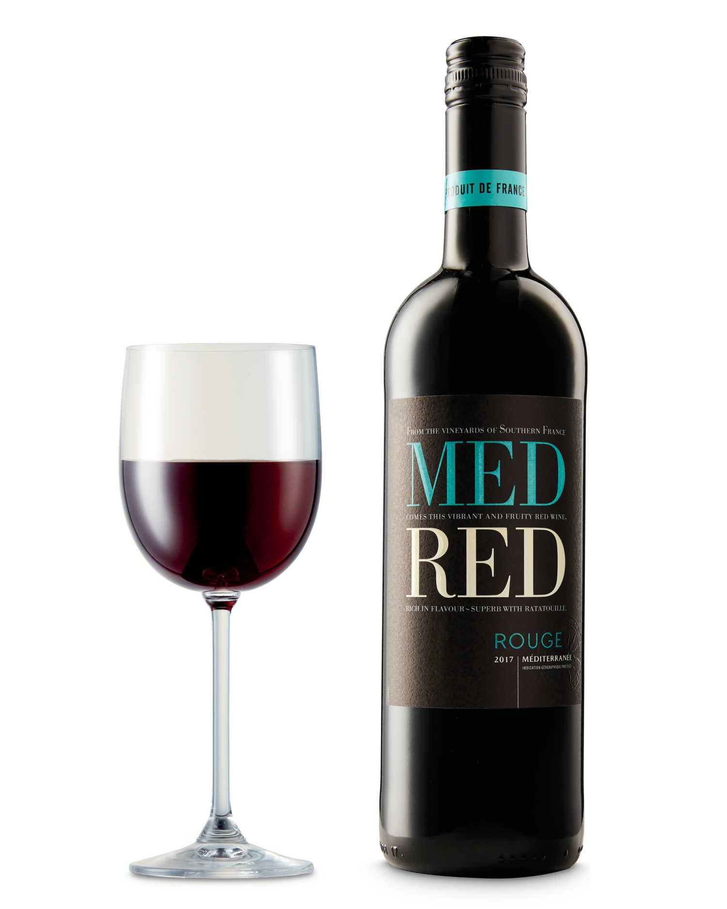 Med Red 2017