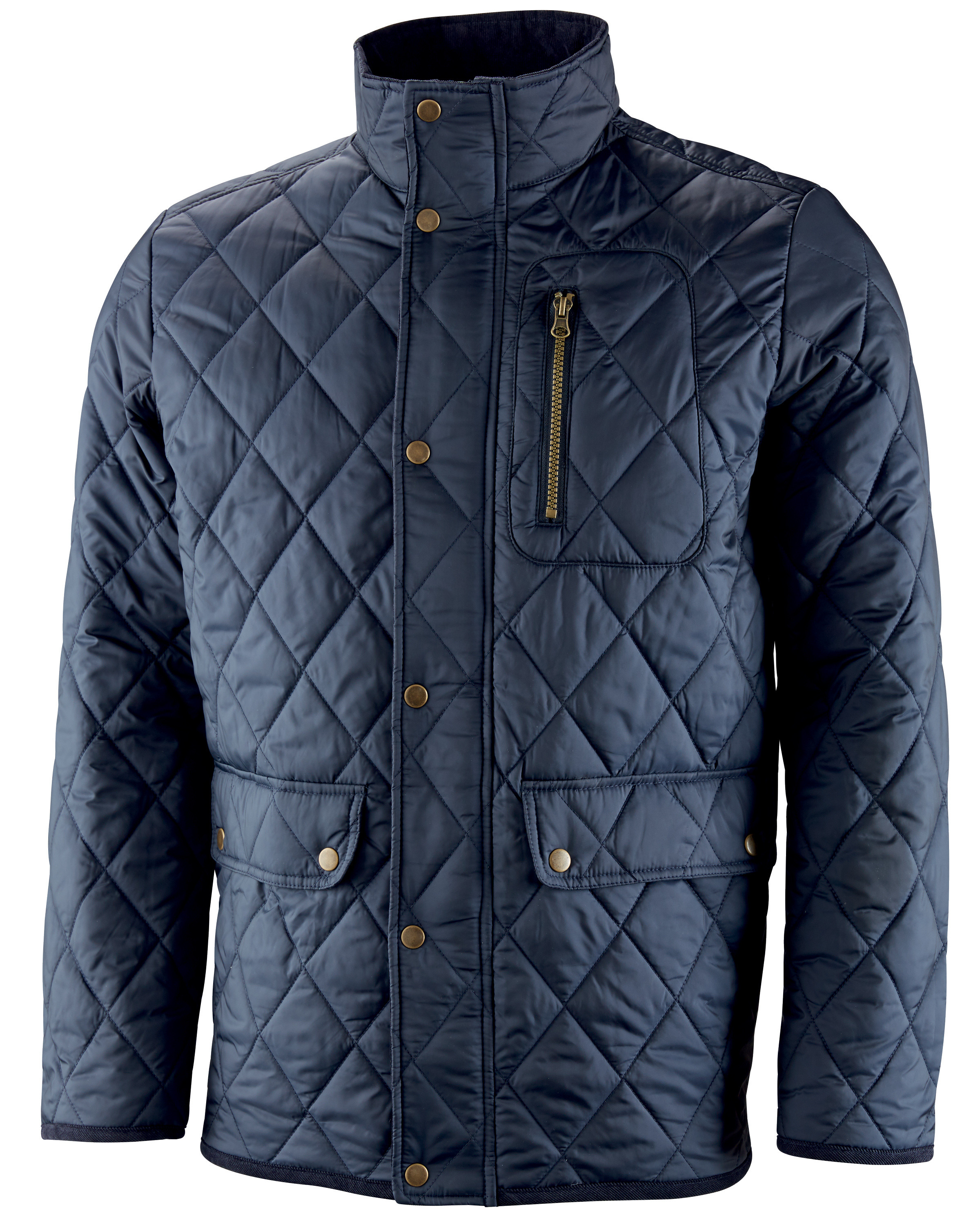 Men's Quilted Jacket - ALDI UK : mens quilted coats uk - Adamdwight.com