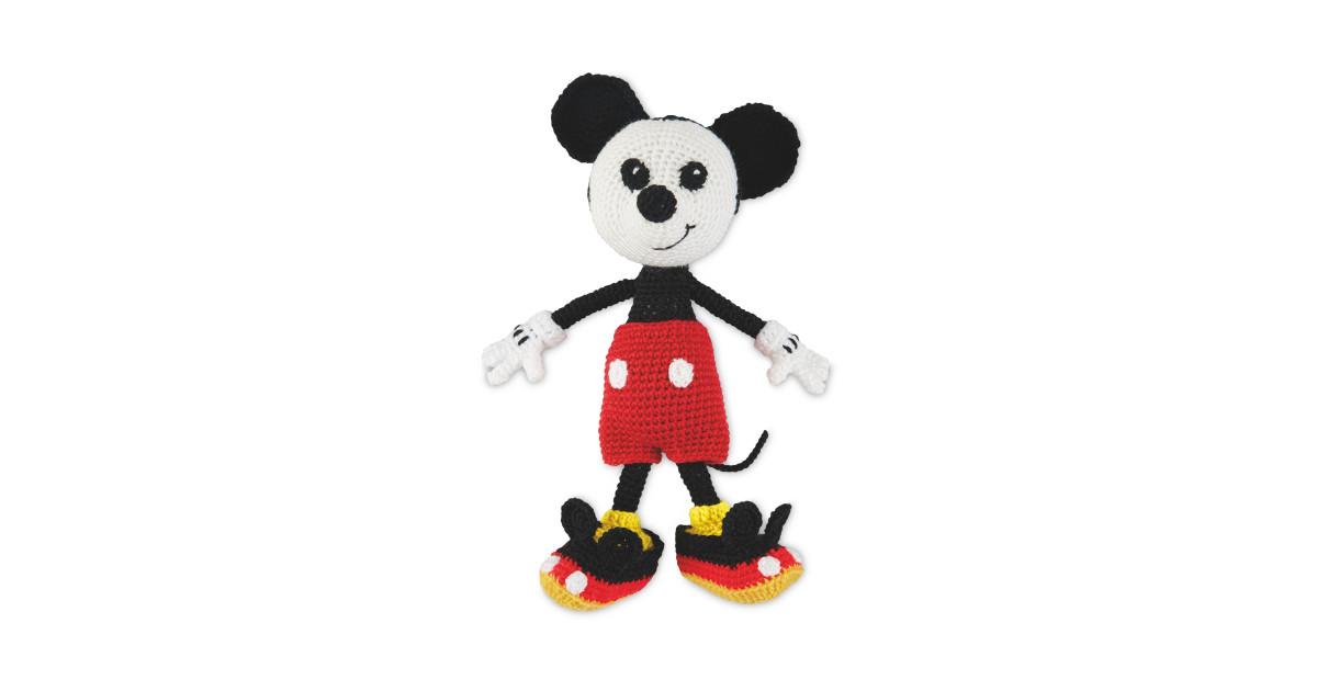 Mickey Mouse Crochet Kit Aldi Uk