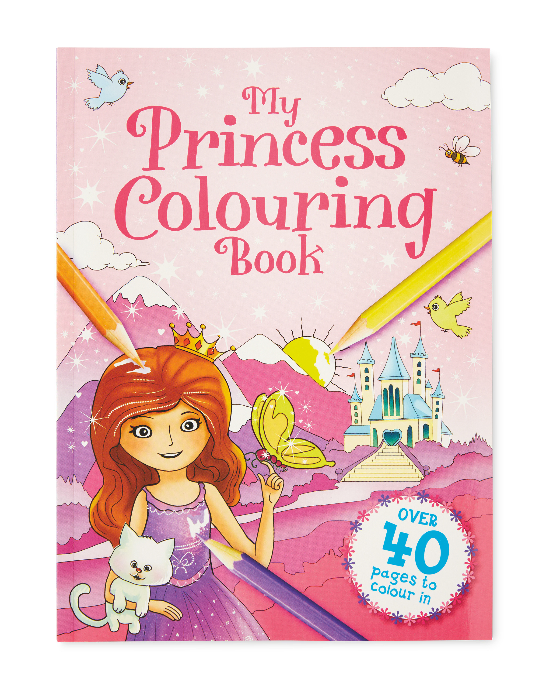 Co coloring book of princess - Co Coloring Book Of Princess