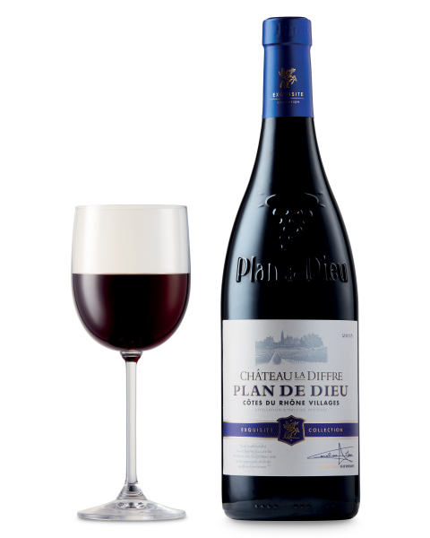 Exquisite Collection Chateau La Diffre Plan de Dieu 2015