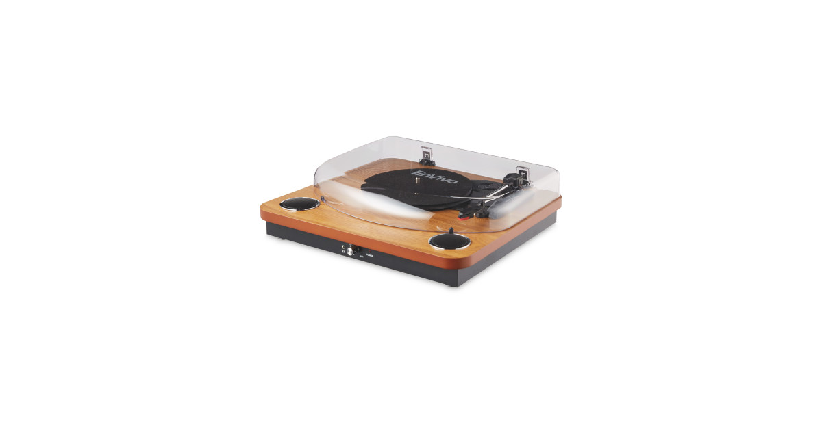 wooden record player vintage vinyl record players aldi. Black Bedroom Furniture Sets. Home Design Ideas