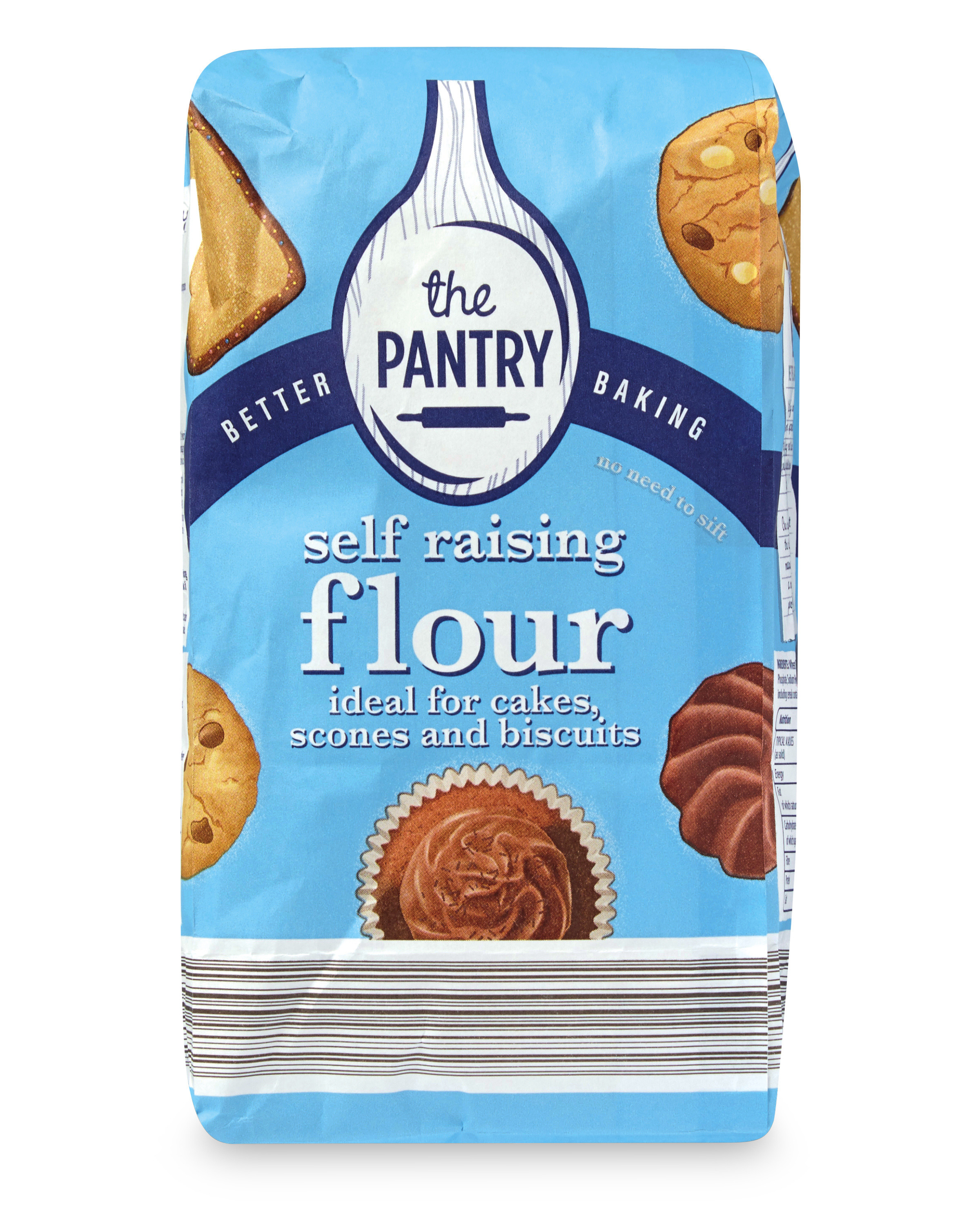 What Is A Substitute For Cake Flour