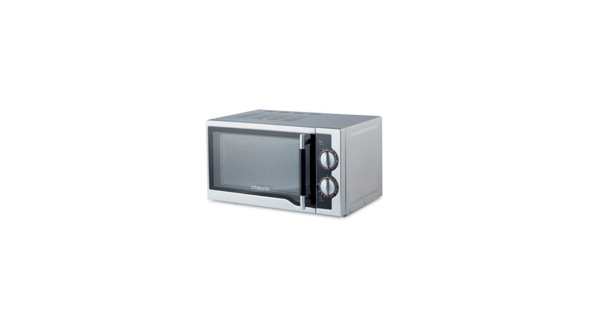 Silver Microwave Oven Deal At Aldi Offer Calendar Week